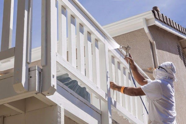 deck painting by professionals