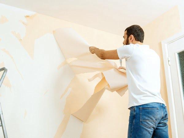 wallpaper removal company